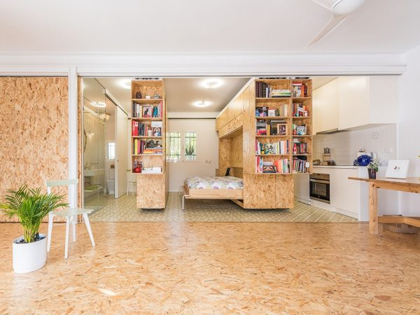 Popular Moving Walls Transform A Tiny Apartment Into A 5room Home Medium