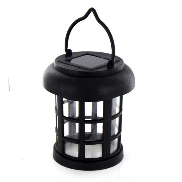 Popular Solar Powered Led Hanging Garden Lantern Rechargeable Medium