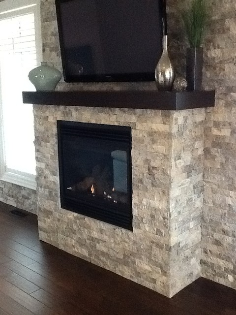 Popular Split Stone Fireplacejoy Studio Design Gallery Best Medium