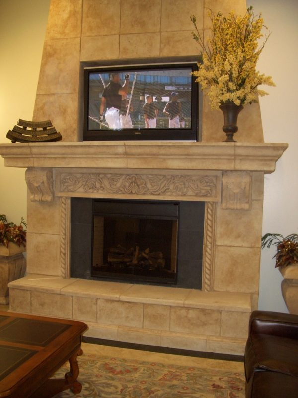 Popular Top 14 Ideas About Fireplaces On Mantels Medium