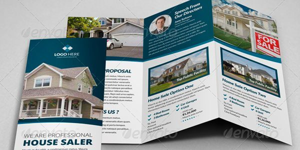 Popular Top 29 Real Estate Brochure Templates To Impress Your Clients Medium