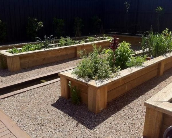 Search 20 Raised Bed Garden Designs And Beautiful Backyard Medium