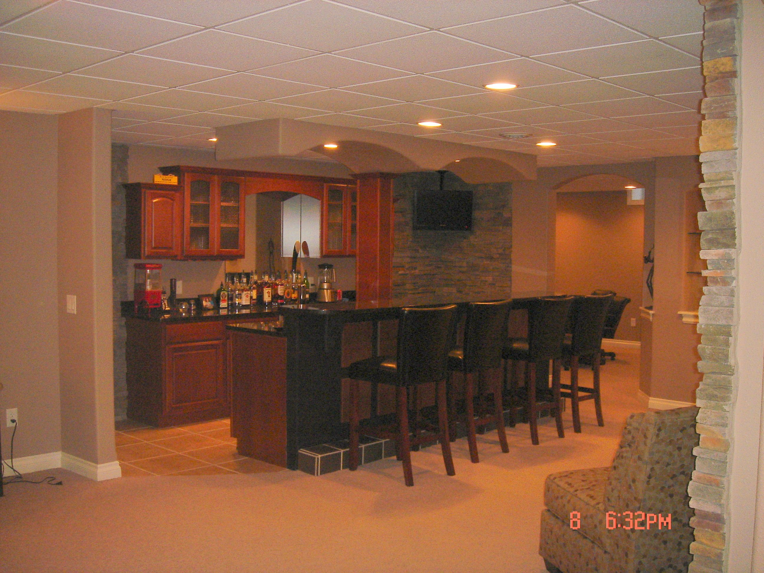 search best 25 finished basement bars ideas on  best