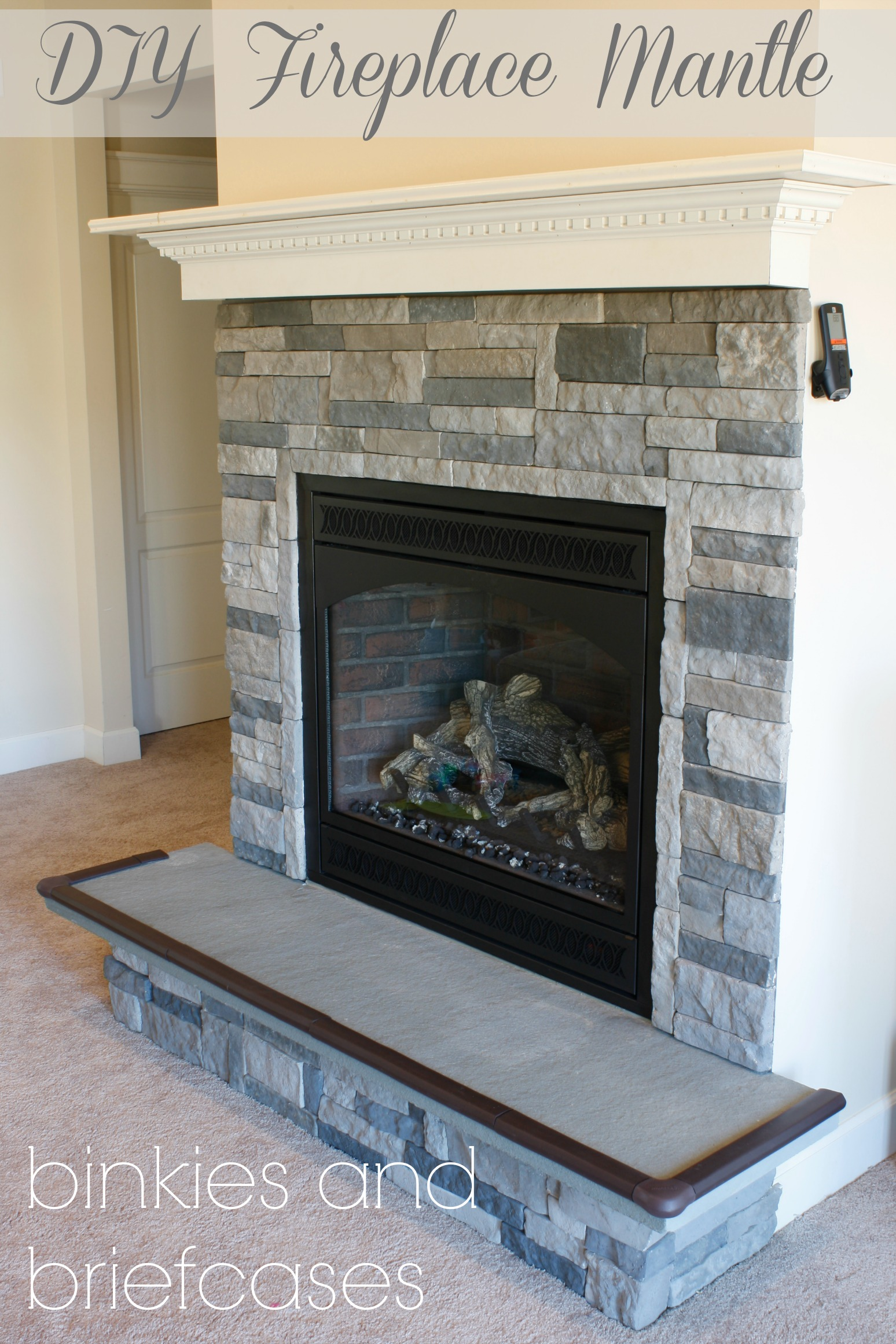 search decoration fireplace designs with brick stone accent wall