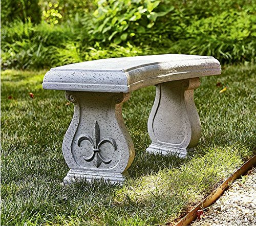 Search Patio Garden Curved Bench Sturdy   Modern This Decorative Medium