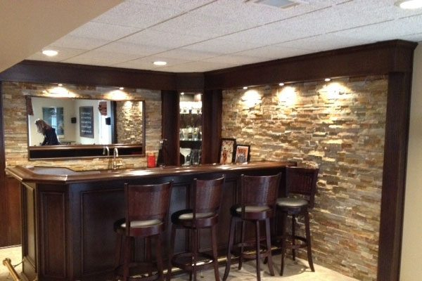 Simply Cool Basement Bar Ideas 10 Renovation Ideas Medium