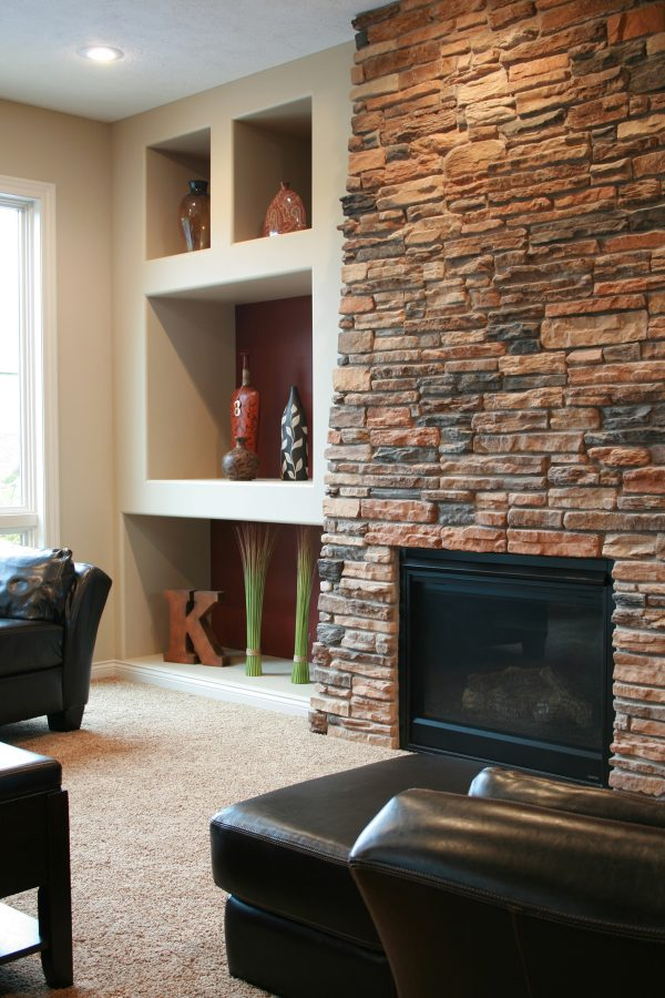 Simply Fire Places Stone Desig Contemporary Interior Design   Clipgoo Medium