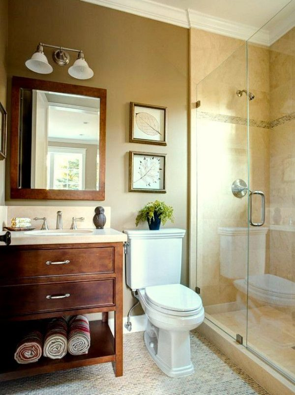 Simply Gorgeous Small Bathroom Renovation Ideasbathroom Ideas Medium