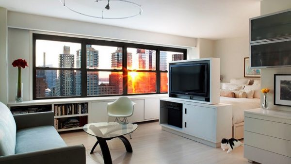 Simply Studio Apartment Ideas That Takes Your Heart Into It Medium