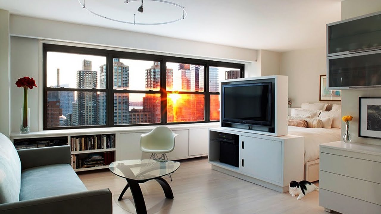 simply studio apartment ideas that takes your heart into it