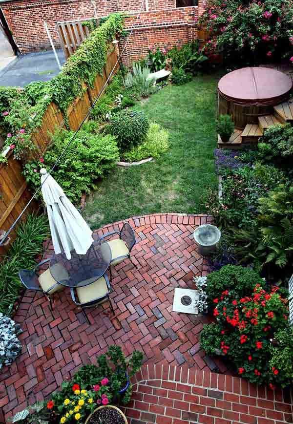 Style 23 Small Backyard Ideas How To Make Them Look Spacious And Medium