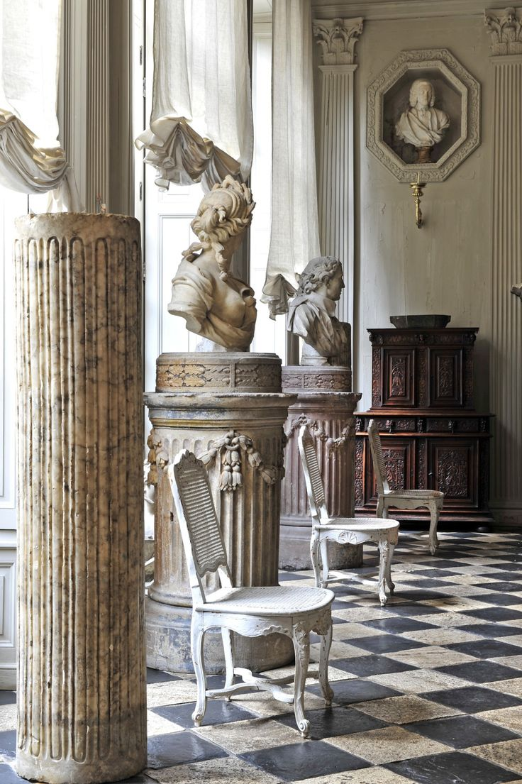style 370 best neoclassical interiors images on