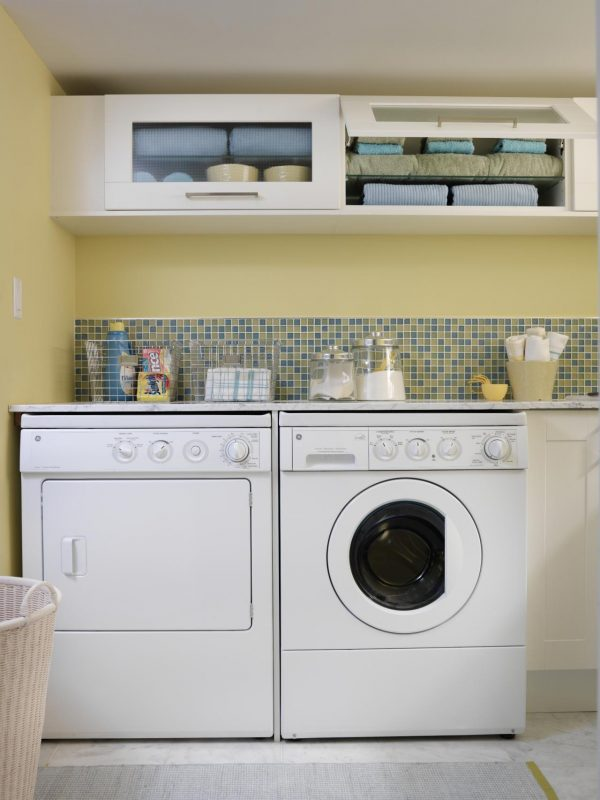 Style Beautiful And Efficient Laundry Room Designsdecorating Medium