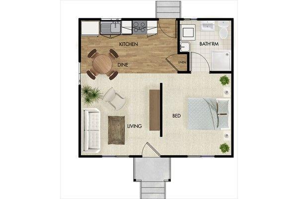 style granny flat designs40m2 1 bedroom granny flatgranny