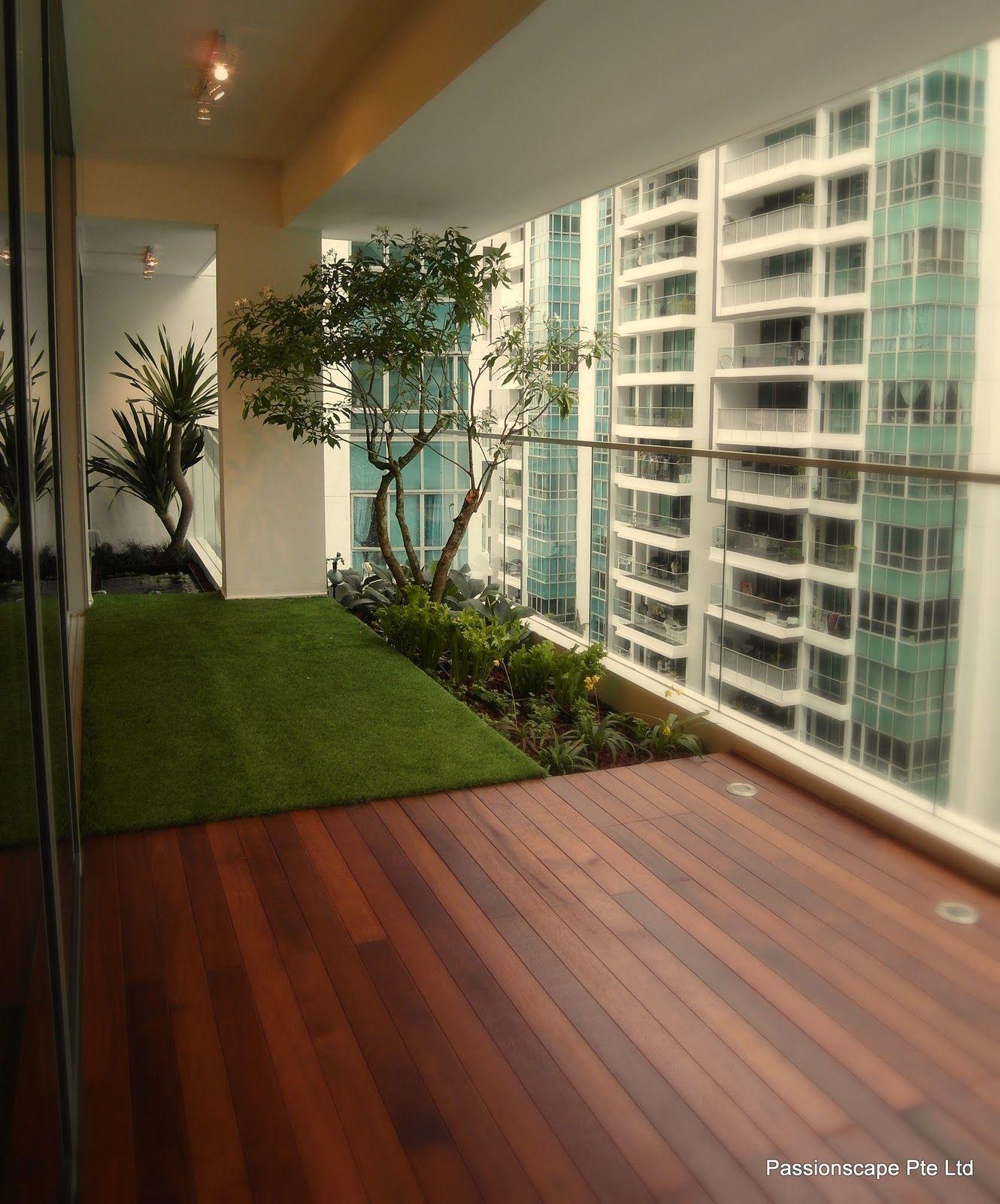 style grass box on apartment balcony google searchbalcony