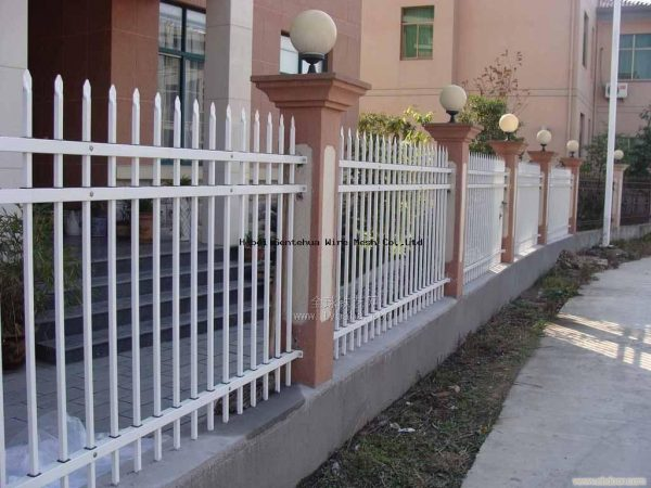 Style Plastic Small Garden Fencing Manufacturersplastic Small Medium