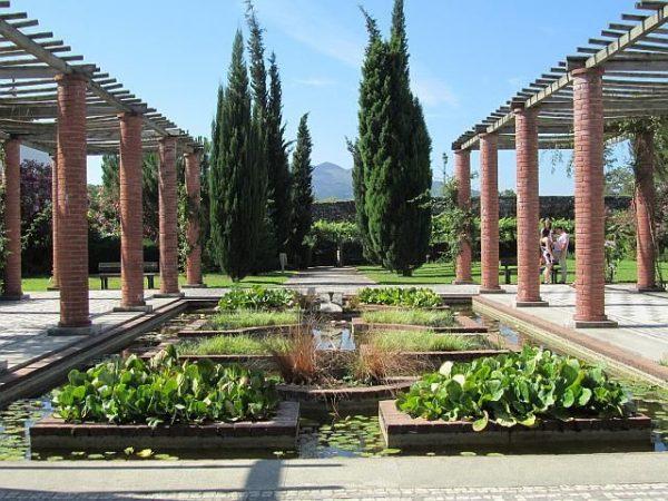 Style Roman Gardens Google Searchmy Ancient Italy Medium