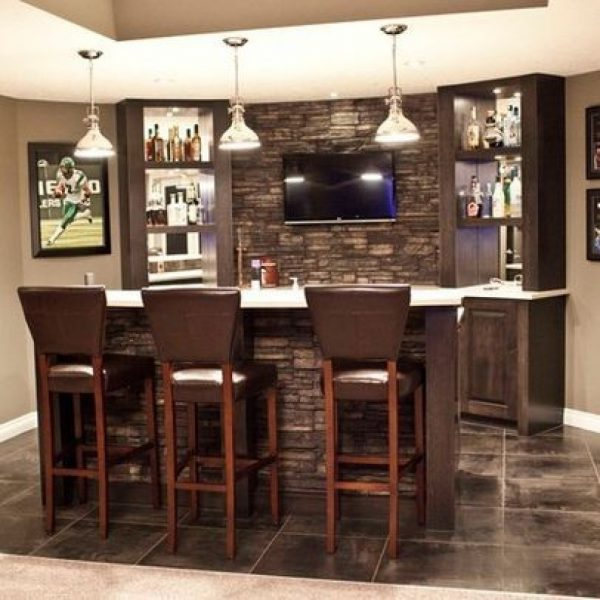 Style Small Basement Bar Designs 17 Best Ideas About Small Medium