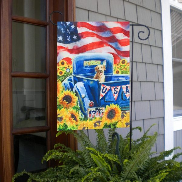 Summer Yard Flags Add To Your Outdoor Garden & Yard Decor Medium