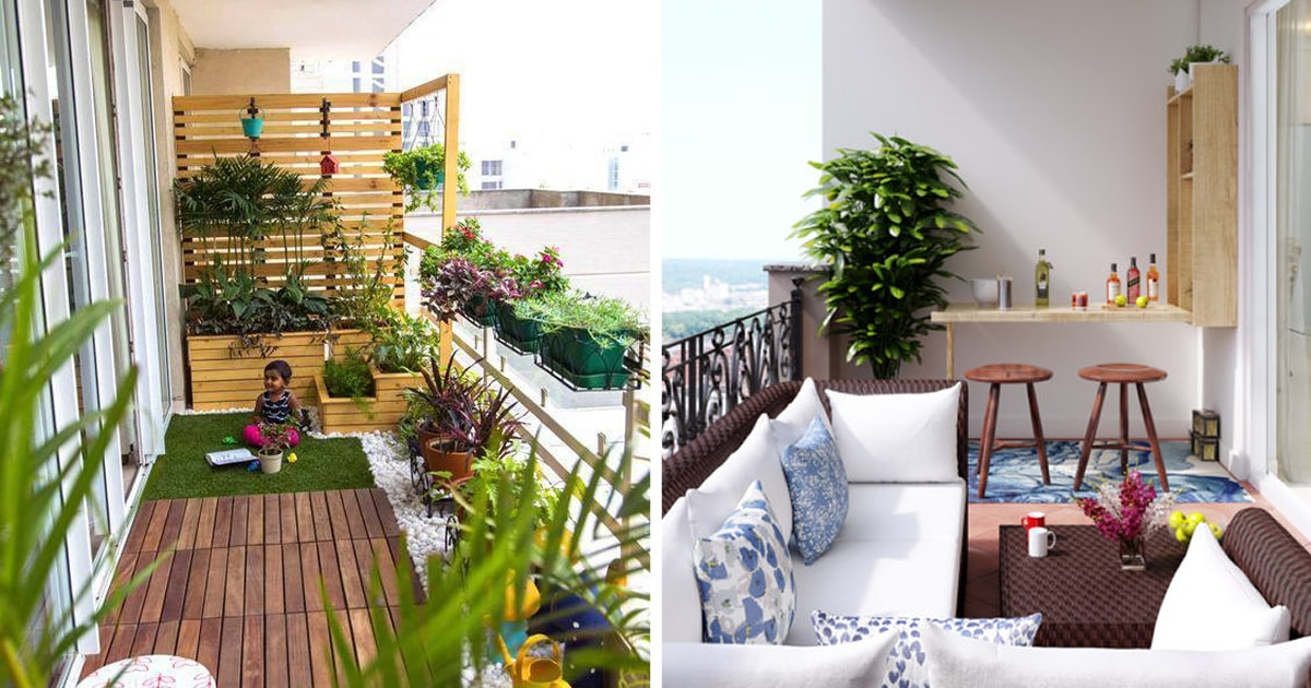 tips 60  small balcony designs that will add beauty to your