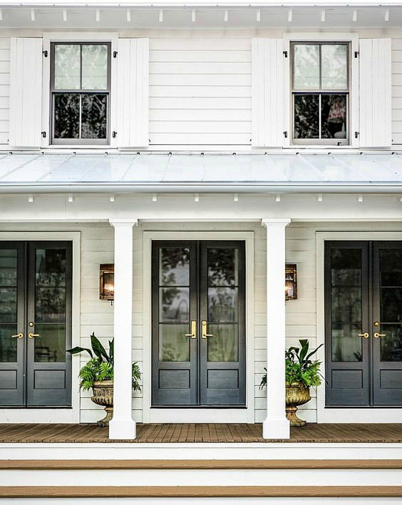 tips key characteristics of modern farmhouse homes
