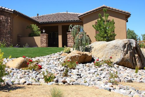 Tips Landscaping A Corner Lot Landscaping Network Medium