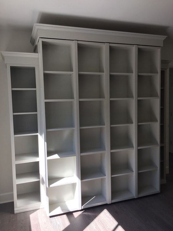 Top 15 Best Collection Of Bifold Bookcase Medium