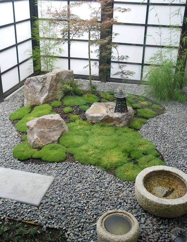 top 15 mix modern japanese courtyard with naturehouse