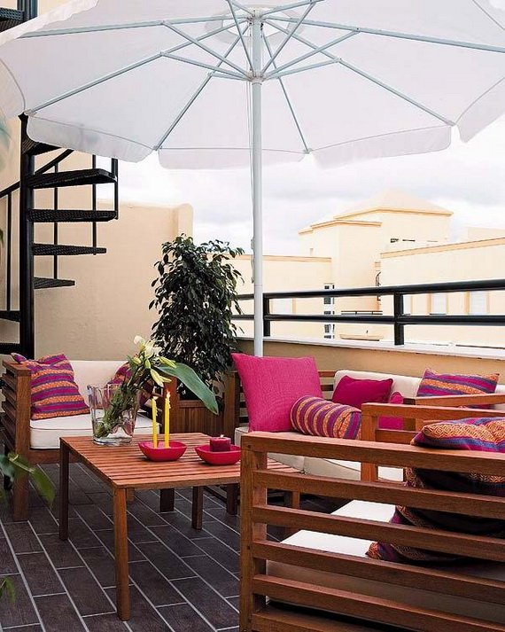 top 25 wonderful balcony design ideas for your home