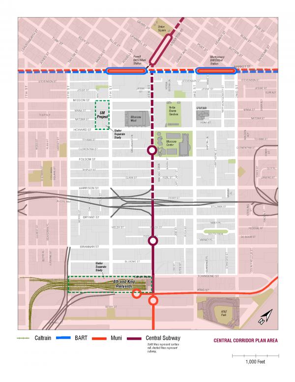 Top Central Corridor A Good Plan But It Needs More Heightspur Medium