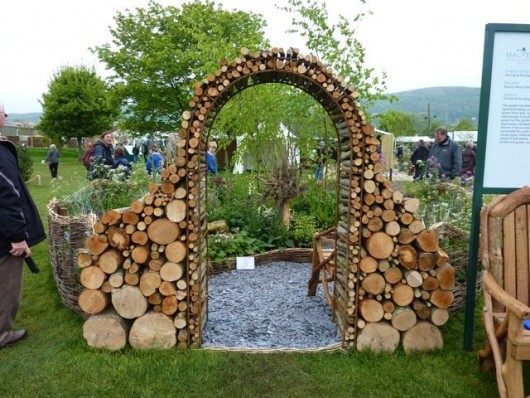 Top Diy Garden Ideas Garden Arch And Bench Ideas For An Medium