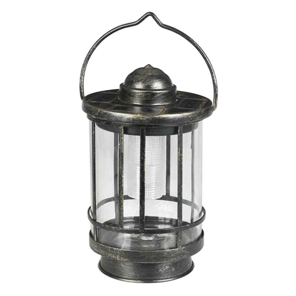 top duracell solar powered outdoor led tabletop lantern