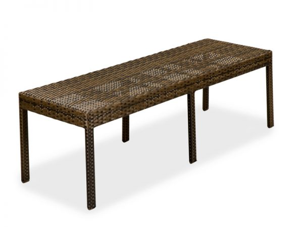 Top Havana Dining Resin Wicker Furniture Outdoor Patio Medium