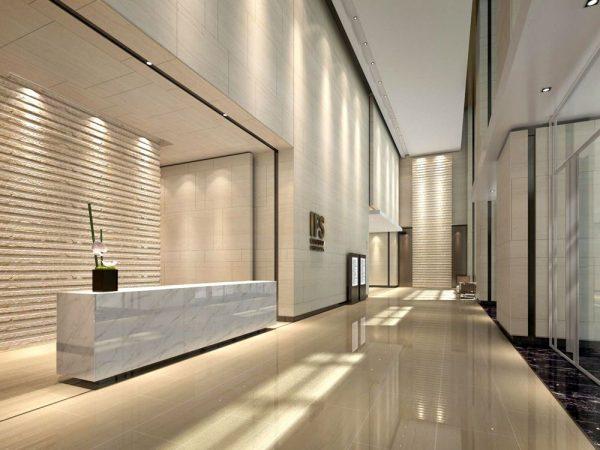 Top Lobby Interior On Big Houses Exterior Hotel Medium