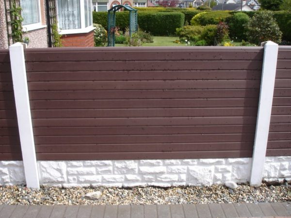 Top Plastic Fence Panels For Your Garden Decoration Best Medium