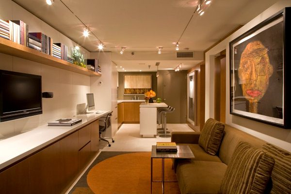 Top Stylish Basement Apartment Ideas Medium