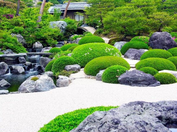 Top Top Japanese Landscaping Garden  Top Easy Backyard Garden Medium
