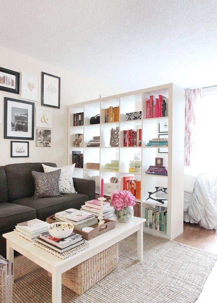 we share 25 stylish design ideas for your studio flatthe luxpad