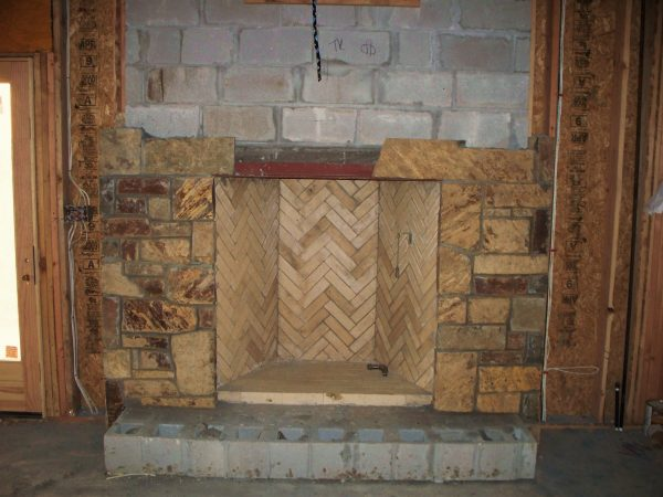 We Share Ideal Prefab Wood Burning Fireplace  The Wooden Houses Medium