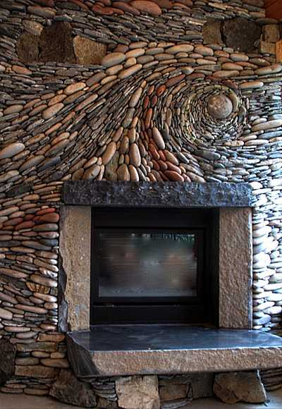 We Share Ideas For Building A Fireplace That Really Rocks Medium