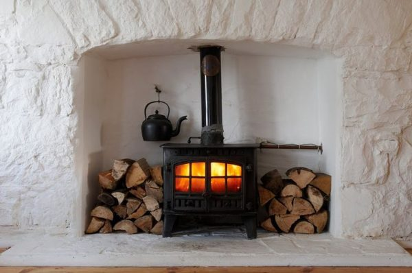 We Share Irish Cottage Interiordwell In 2019cottage Fireplace Medium