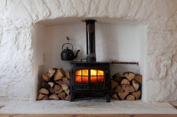 We Share Irish Cottage Interiordwell In 2019cottage Fireplace Medium
