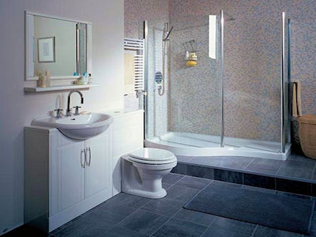we share modern small bathroom renovation decoration ideas