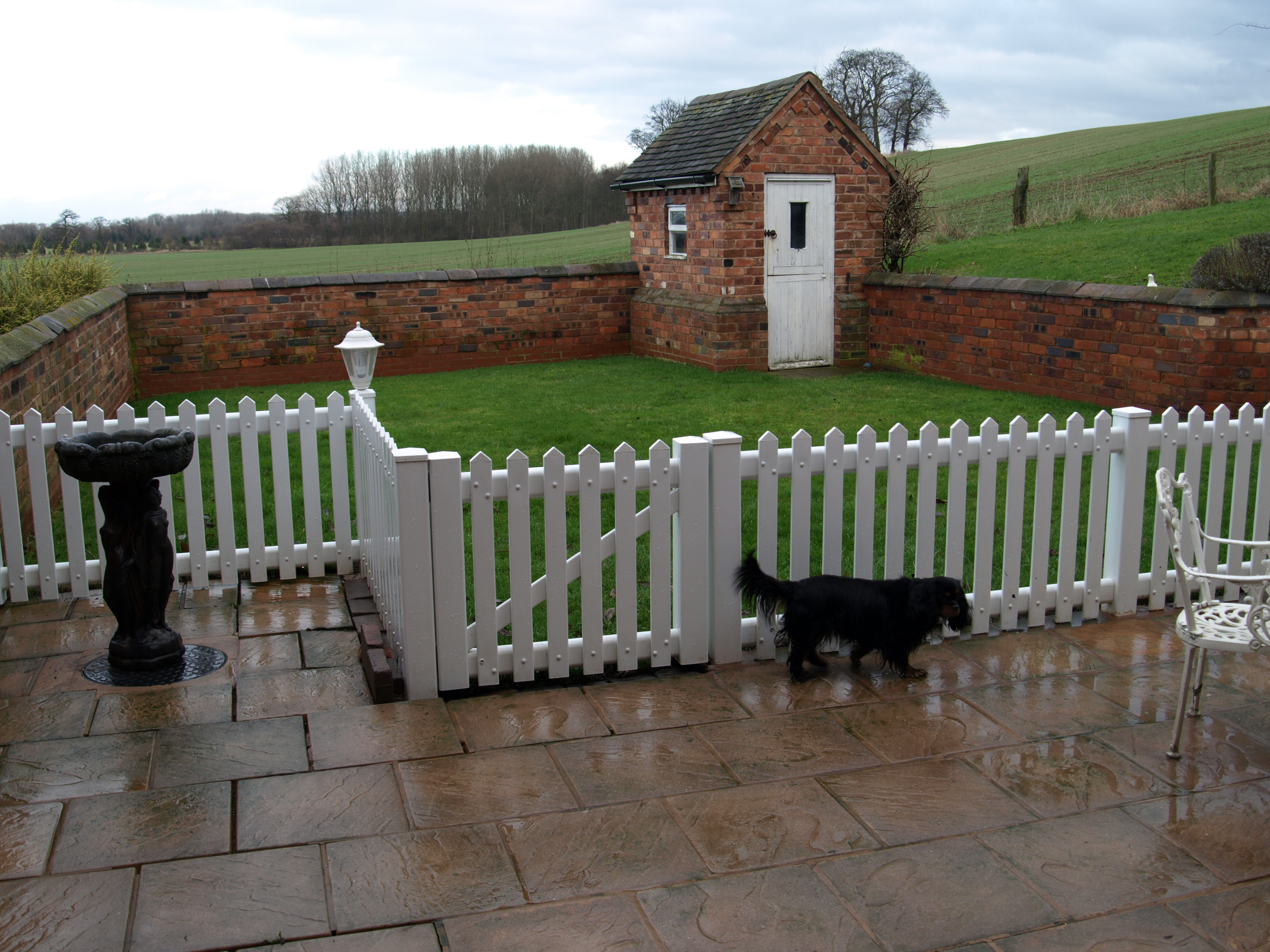 we share upvc fencing galleryfensys