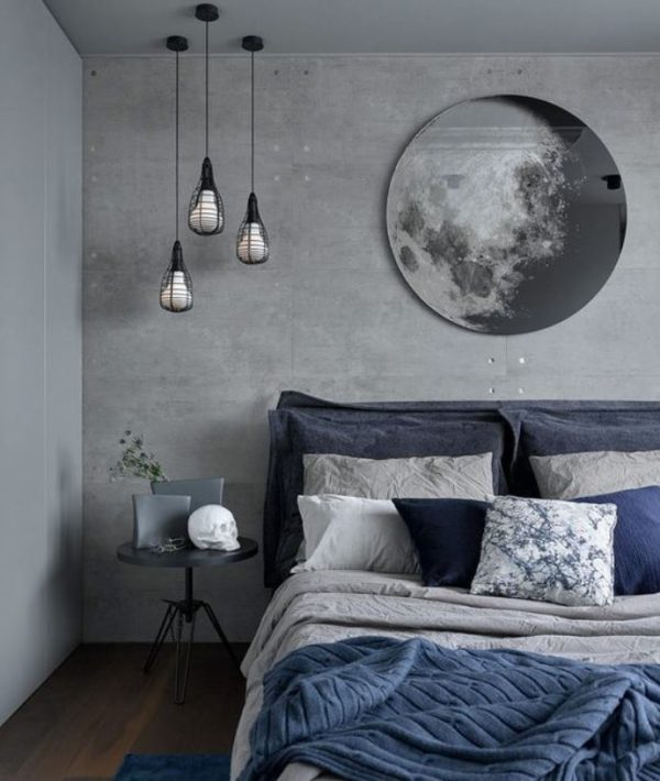 AmazingGreyColorforBedroomDesignde7 Medium