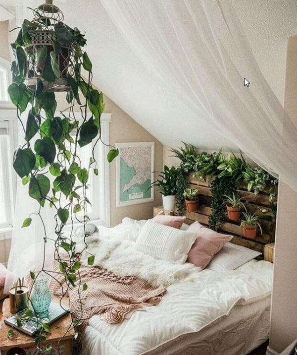 Beautifull Holiday Beddroom Decorating Ideas With Lights Ad8 Medium
