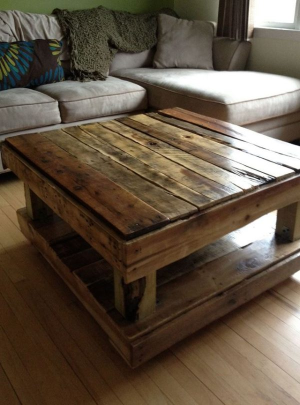 Incredible Wood Pallet Furniture Ideas To Increase Your Home Design Medium