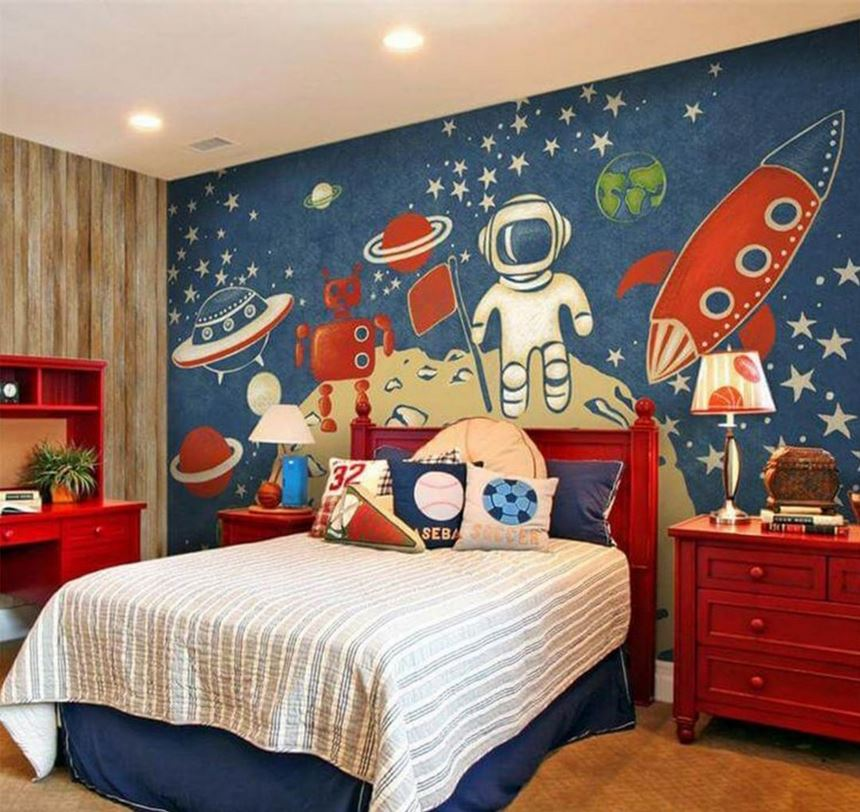 Inspiring-Space-Themed-Rooms-for-Kid
