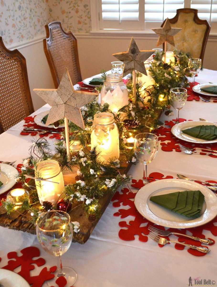 christmas table centerpieces 1