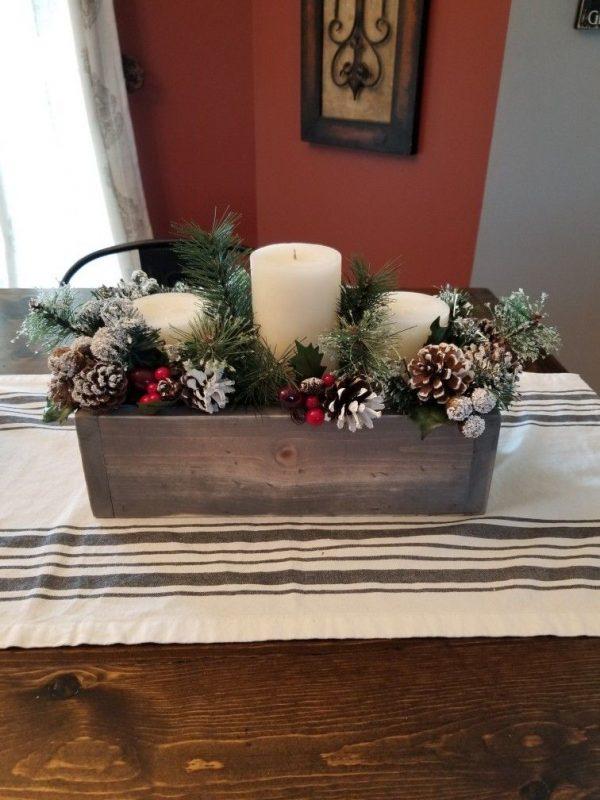 Christmas Table Centerpieces 14 Medium